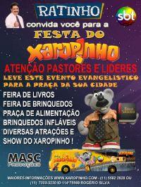 Xaropinho - Agendas e Eventos Minist�rio Xaropinho