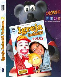 Igreja Infantil Vol 2 - DVD Xaropinho