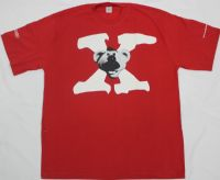 Camiseta Vermelha X do  Xaropinho - Xaropinho