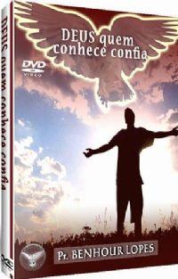 Deus quem conhece, CONFIA ! - Pastor Benhour Lopes