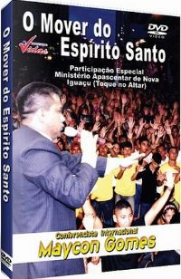 O Mover do Espirito Santo - Conferencista Maycon Gomes