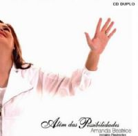 Al�m das Possibilidades - Amanda Beatrice - cd duplo