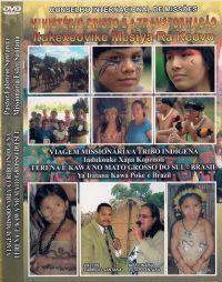 Viagem Missionária a Tribo Indigena - Pr Fabricio Santana