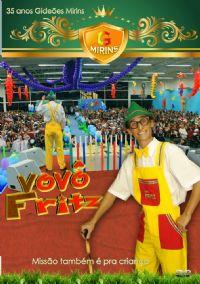 Missão também é para criança - Vovô Fritz - GMUH Mirins