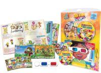 3D Kids - Hist�rias B�blicas KIT