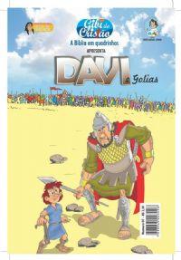 Gibi do Cristão - Davi e Golias - Atacado