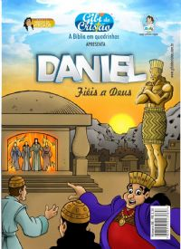 Gibi do Crist�o - Daniel - Fi�is a Deus - Atacado