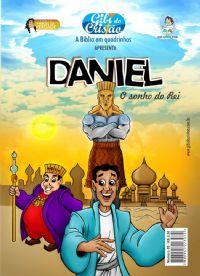 Gibi do Cristão - Daniel - O Sonho do Rei - Atacado