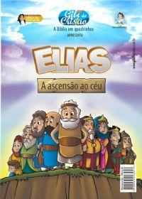 Gibi do Cristão - Elias A Ascensão ao Céu - Atacado