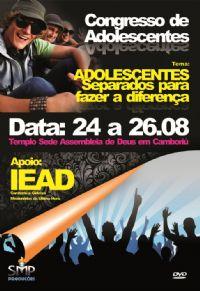 Miss. Fabrícia Santos - Congresso de Adolescentes - GMUH 2012