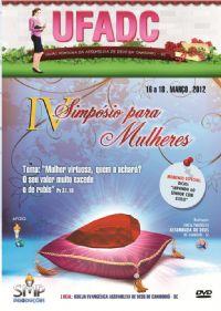 UFADC - IV Simp�sio para Mulheres - Fabiane Santos