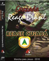 Cruzada Reage Cuiabá - Vol 1 - Pastor Marco Feliciano