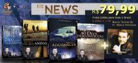 Kit News - Pastor Marco Feliciano (NOVOS TEMAS)