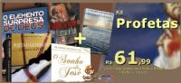Kit Profetas - Pastor Marco Feliciano