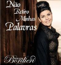 N�o Retiro Minhas Palavras - Vanilda Bordieri - Livro