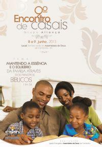 9º Encontro de Casais - Pator Idersom Marcos Romano - GMUH Domingo