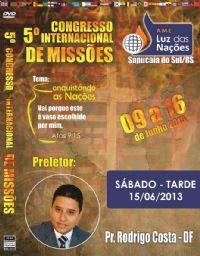5º A.M.E Luz das Nações - Pastor Rodrigo Costa