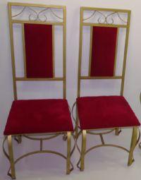 Cadeiras para Altar - Ferro Forjado