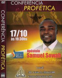 Confer�ncia Prof�tica - Ap�stolo Samuel Sowah