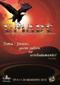 Umadc 2013 Camboriu - SC - Pastor Carlos Brito