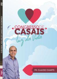 Cong. de Casais - Pr. Claudio Duarte - Igreja Luz da Vida- 14 às 20hr