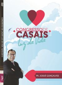 Cong de Casais - Pr. Josué Gonçalves - Luz da Vida - 16/03 ás 20hrs