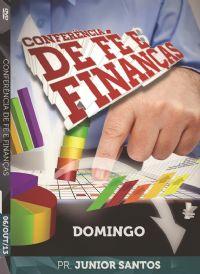 Conf. De Fé e Finanças - Pr. Junior Santos - Igreja Luz da Vida- Dom