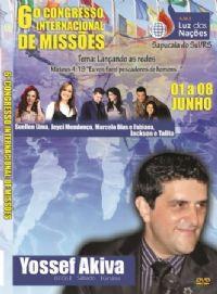 6º A.M.E Luz das Nações - Pastor Yossef Akiva - 07/06