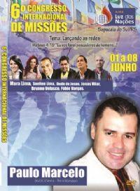 6� A.M.E Luz das Na��es - Pastor Paulo Marcelo