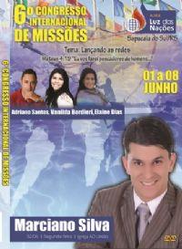 6� A.M.E Luz das Na��es - Pastor Marciano Silva