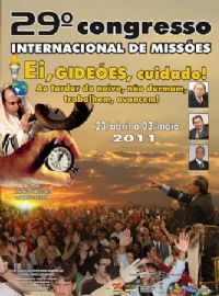DVD do GMUH 2011 Prega��o - Pr Mois�s Martins