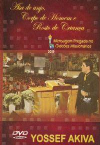 Asa de Anjo, Corpo de Homem e Rosto de Crian�a - Pastor Yossef Akiva