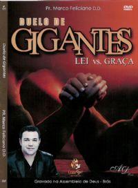 Duelo de Gigantes - Lei vs Gra�a - Pastor Marco Feliciano