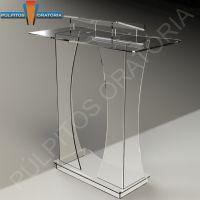 Púlpitos Oratória - PP02 Cristal