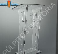 Púlpitos Oratória - PP47 Cristal