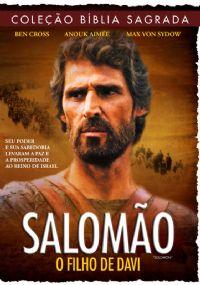 Coleção Bíblia Sagrada - Salomão - Filho de Davi