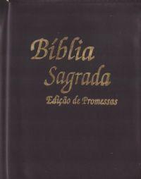 B�blia Sagrada - Edi��o de Promessas - Letra Gigante