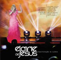 Manifesta��o da Gl�ria - Elaine de Jesus - Somente Playback