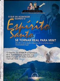 ..Quando o Espírito Santo, se tornar real pra mim? Ap. Silvio Ribeiro
