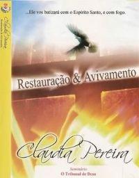 O Tribunal de Deus - Bispa Claudia Pereira  - DVD duplo