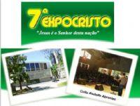 7ª  EXPOCRISTO  FEIRA NACIONAL FONOGRÁFICA E LITERÁRIA CRISTÃ