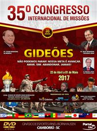 DVD do GMUH 2017 - Pastor Fernando Peters - USA