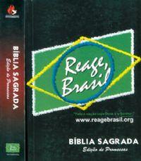 B�blia Sagrada - Reage Brasil