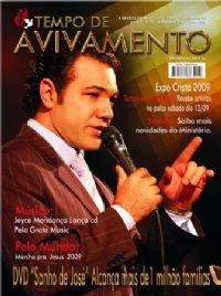 Revista do Ministério Tempo de Avivamento - GRATIS CD - SOPRA VENTO