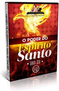 O Poder do Espírito Santo (Santa Ceia) - Apóstolo Silvio Ribeiro