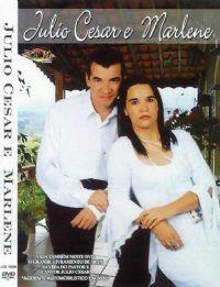 DVD - Julio Cesar e Marlene