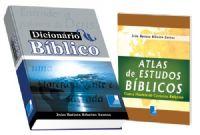 Dicionário Bíblico e Atlas de Estudos - Editora Templus